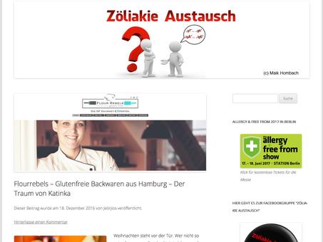 Zöliakie Austausch: Besuch in unserem GF Schlemmerland