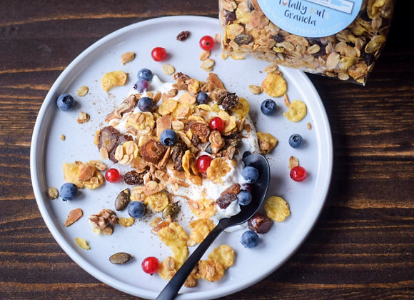 Totally Nuts Granola
