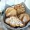 Thumbnail: Mandel Croissants / 2 Stück