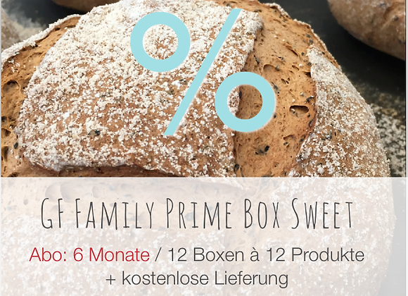 GF Family Prime Box Sweet / 6M / Ersparnis: 143,28 €