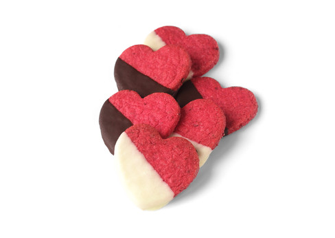 Martinas Valentine Cookies