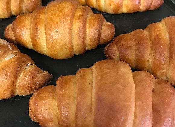 Croissants / 4 Stück Familienpack