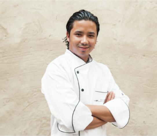 Chef Rahul