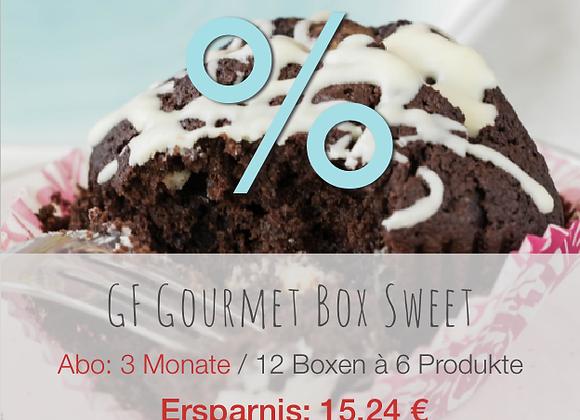 GF Gourmet Box Sweet / 3M / Ersparnis: 15.24 €