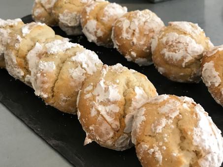 Triple Lemon Cookies