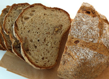 Walnuss Brot
