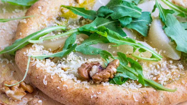 Roquefort Pizza ©Melli Petschke