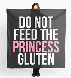 Tuch Do not feed the princess gluten.png