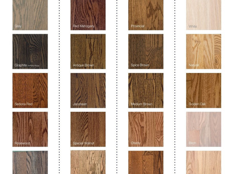 Tips For Choosing The Right Hardwood Color