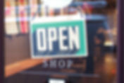 Open For Business