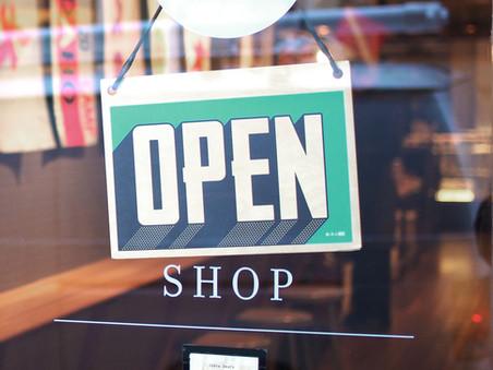 Startup: Como abrir?