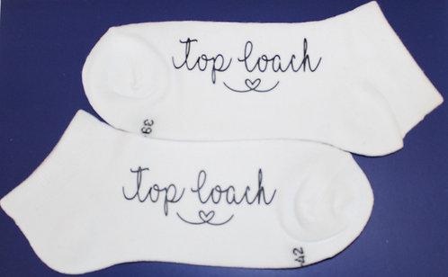 Top Coach Socks
