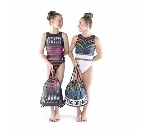 Drawstring Bag/ Large Bars Bag