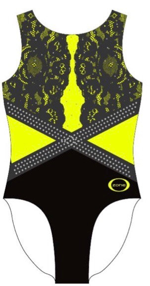 Lacy (Neon yellow)