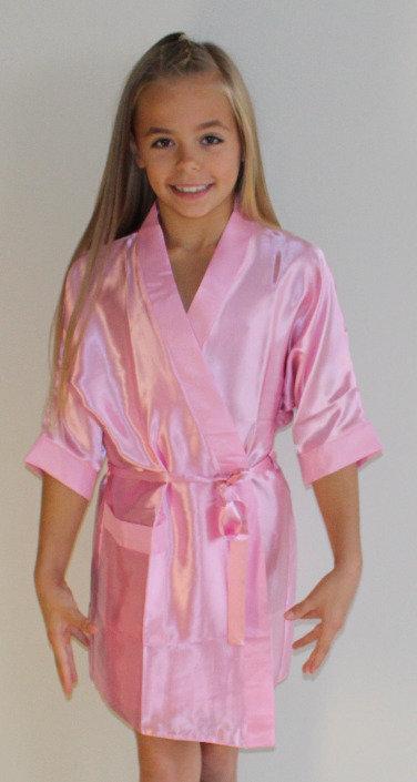 Girls 'Gymnast with Big Dreams' Dressing Gown
