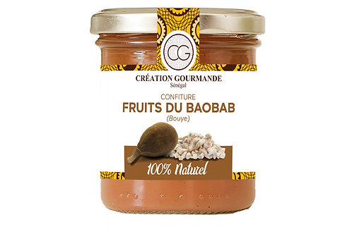 Confiture Fruit du Baobab (Bouye) 200G