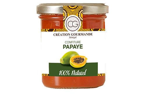 Confiture Papaye, 200G