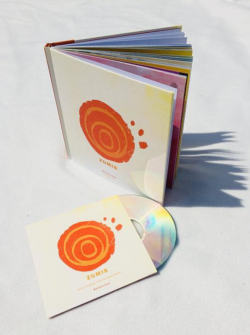 2 CD's (NL+FR) met illustratie-boekje ZUMIS