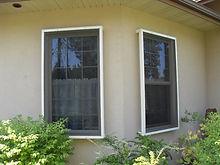 Golf Ball Barrier - stand off - Window P