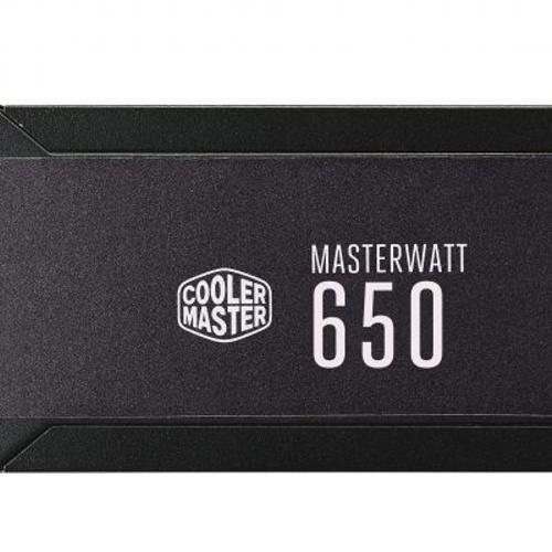 Cooler Master Watt 650W Semi-Modular 80+ Bronze Power Supply