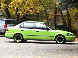 Car Spotlight: '97 Honda Civic