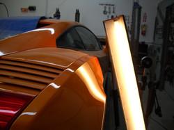 Paintless Dent Repair Lamborghini