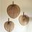 Décoration murale Flora Gipsy feuille de palmier séchée trois tailles SEMA Design Moodbox