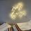 Décoration lumineuse LED avion suspension prise secteur chambre enfants Opjet Moodbox