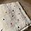 Tapis beni ouarain véritable à pois coloris rose jaune vert bleu berbère marocain fait main laine Moodbox