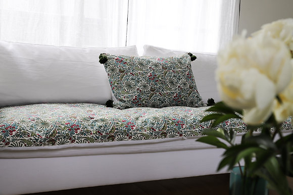 Sofa cover Papillons