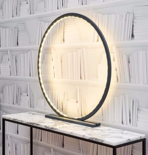 Lampe comme un rayon de soleil 30 moodbox france accueil objets et accessoires tendance - Lampe cercle led ...