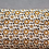 Coussin Keva Lilou Caravane fleurs tissu indien blockprint fait main Inde Kirane Moodbox