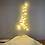 Décoration lumineuse Tour Eiffel chambre enfants fille garçon LED jaune blanc Opjet Moodbox