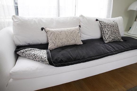 Sofa cover Gypso sérigraphie