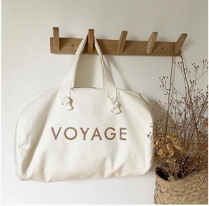 Sac polochon -milk - Voyage -