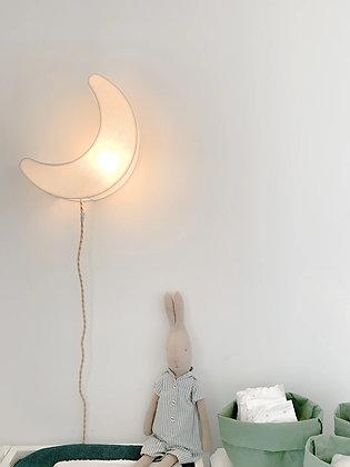 Applique Lune blanche Anso Design Moodbox