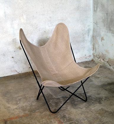 fauteuil AA lin 100 original Butterfly indoor Airborne Moodbox
