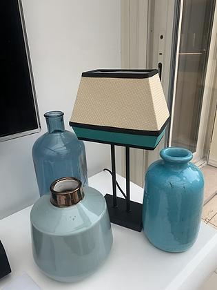 Lampe Mandarin bleue Opjet Moodbox