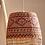 Suspension ORO orange jonc de mer exotique original motifs SEMA Design Moodbox