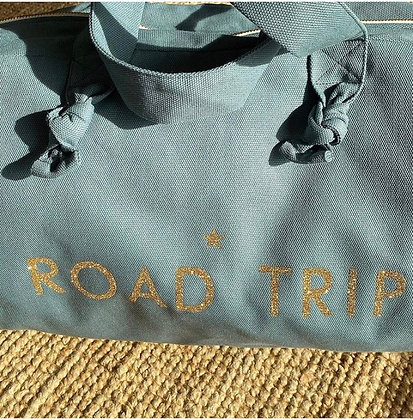 Sac polochon - eucalyptus-Road Trip