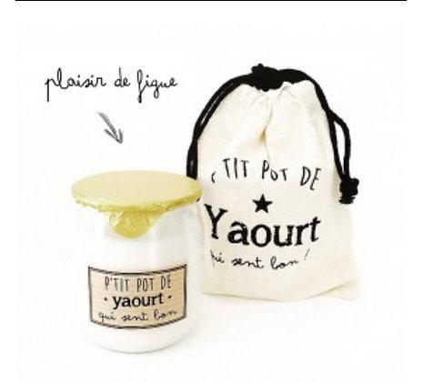 P'tit pot de yaourt Figur