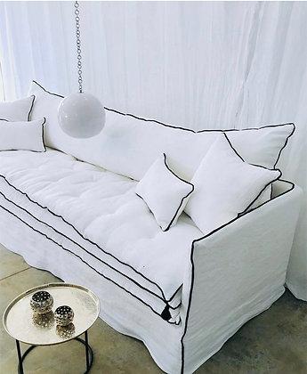 Canapé personnalisable Bérengère Leroy Moodbox