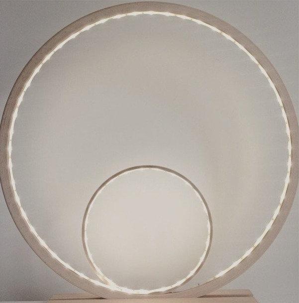Un De Rayon Double Soleil Comme Lampe CerceauxMoodbox RjAc53q4LS