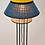 Lampe Singapour Bleu Jaune Market Set Moodbox