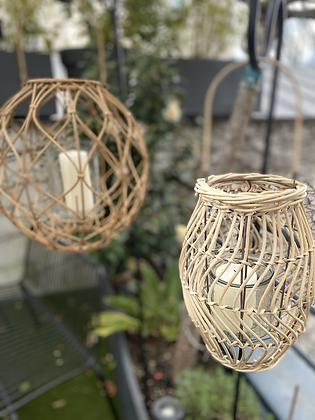 Lanterne Rotin