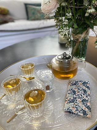 théière en verre filtre inox bazar de luxe Moodbox