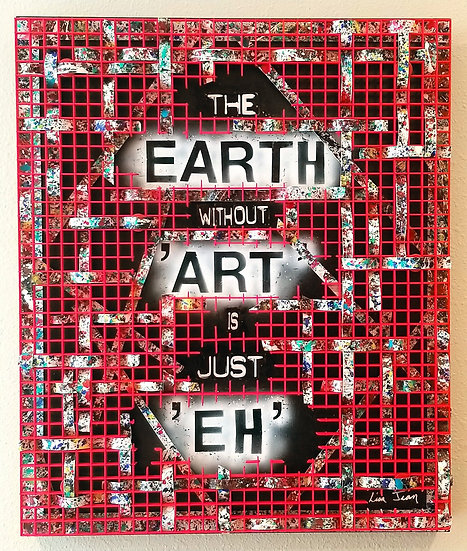 The Earth Without 'Art' is just 'EH'