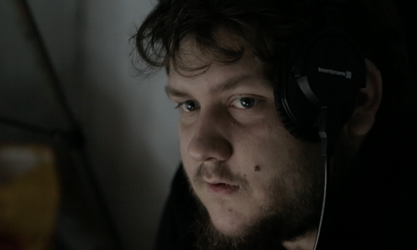 Damien 'the sound guy'