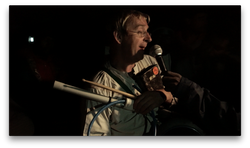 Paul. Drummer, workshops