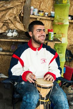 Sarhang - Singer, drummer